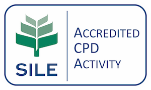 SILE Accredited CPD Activity Logo